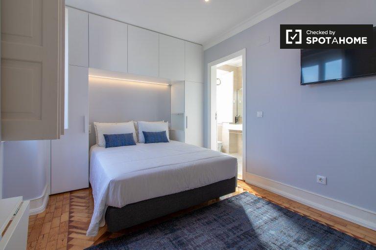 Studio apartment for rent in Penha de França, Lisbon