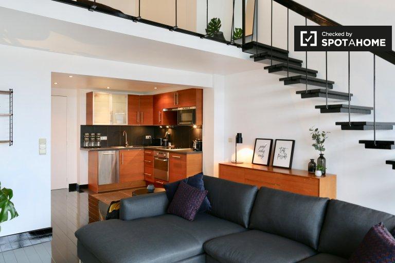 Beautiful 1-bedroom apartment for rent in Ixelles