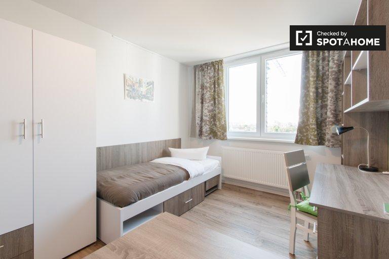 Piękny apartament typu studio do wynajęcia w Lichtenberg, Berlin