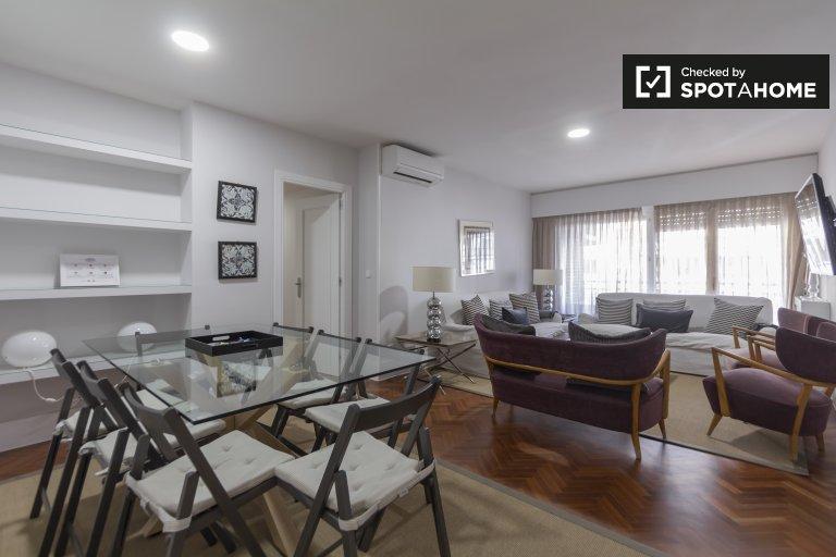 Appartement de 4 chambres à louer à Moncloa, Madrid
