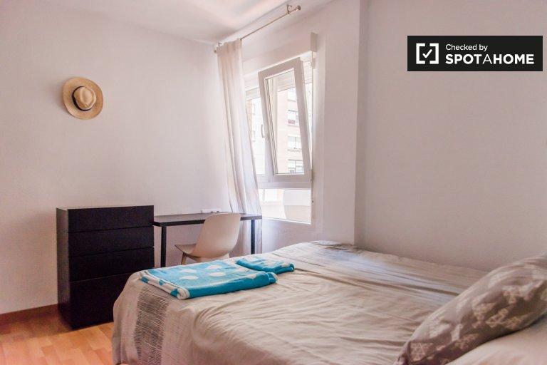 Belle chambre à louer à Benimaclet, Valence