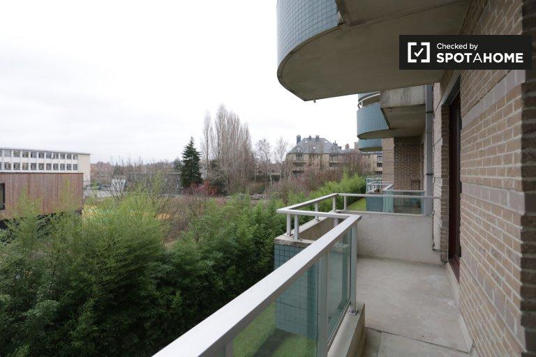 Apartamento de 2 quartos para alugar em pacífica Woluwe-Saint-Pierre