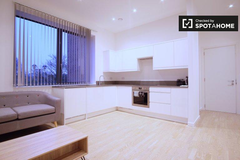 Mieszkanie z 1 sypialnią do wynajęcia w Brentwood w Londynie
