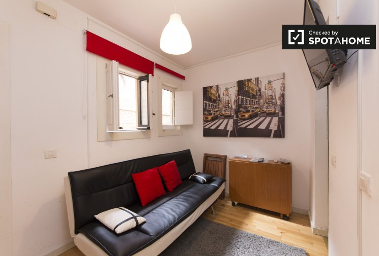 Acogedor apartamento de 1 dormitorio en alquiler en La Latina, Madrid