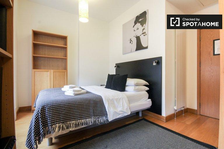 Uroczy apartament do wynajęcia w Kings Cross w Londynie