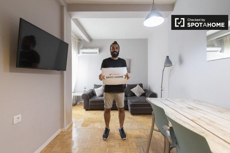Apartamento de 2 quartos elegante para alugar em Chamartín, Madrid