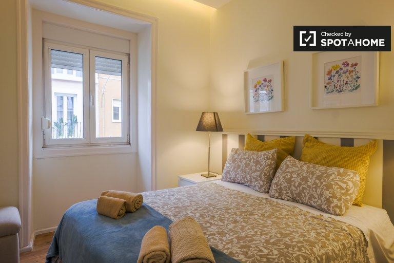 Appartamento con 2 camere da letto in affitto a Campolide, Lisbona