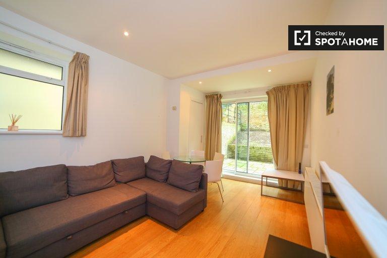 1-pokojowe mieszkanie do wynajęcia w Kensington w Londynie