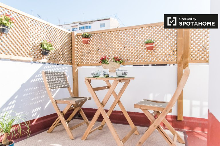 Studio à louer à Extramurs, Valence