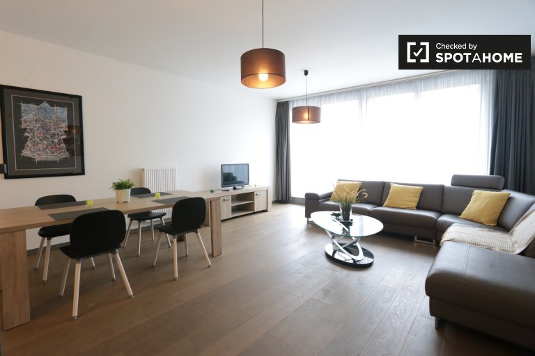 Great 2-bedroom apartment for rent in Center, Brussels