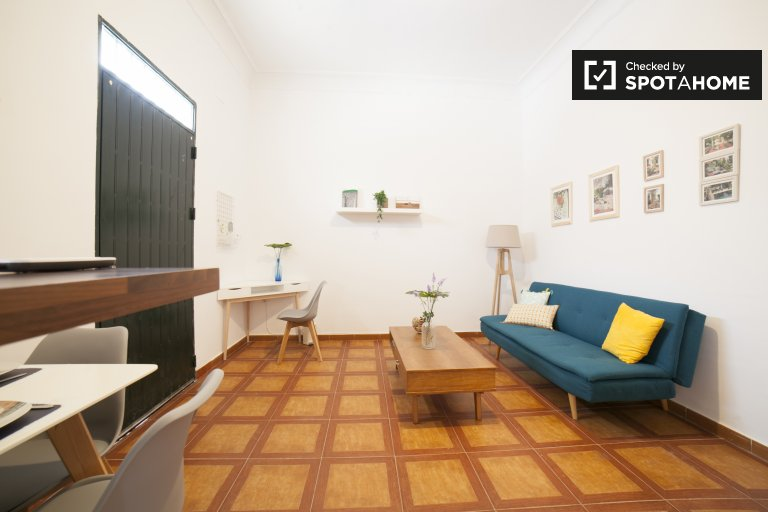 Stylish 2-bedroom apartment for rent in Nervión