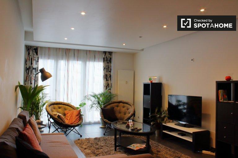 Urban 2-pokojowe mieszkanie do wynajęcia w Etterbeek, Bruksela