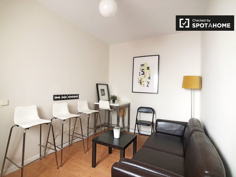 3-bedroom apartment to rent in Salamanca, Madrid