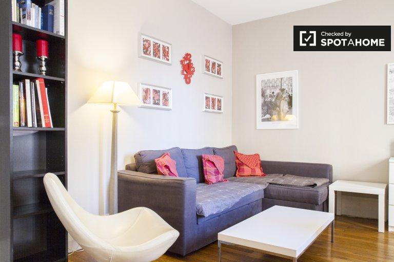 Appartamento con 2 camere da letto in affitto nel 15 ° arrondissement, Parigi