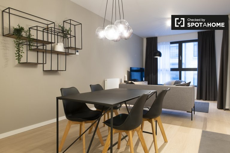 1-pokojowe mieszkanie do wynajęcia w Ixelles, Bruksela