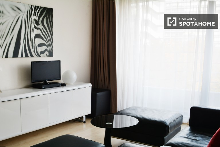 Studio Apartment do wynajęcia w Saint Josse - Bruksela