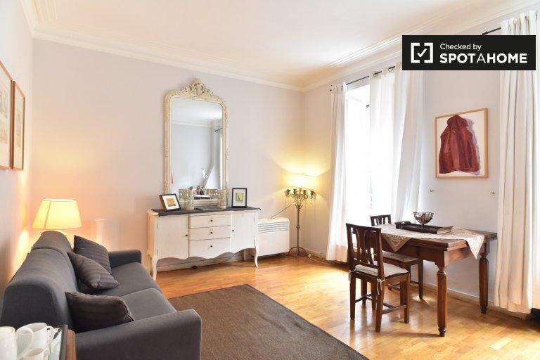 Centro Storico'da kiralık şık 1 yatak odalı daire