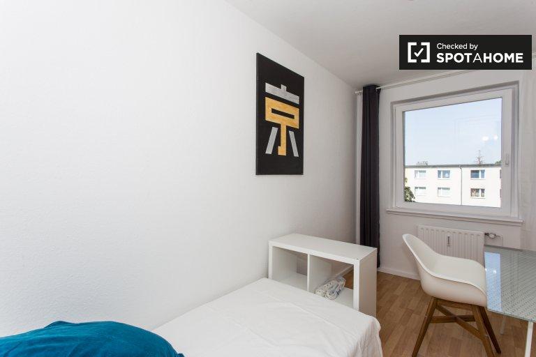 Chambre à louer dans appartement avec 4 chambres à Treptow