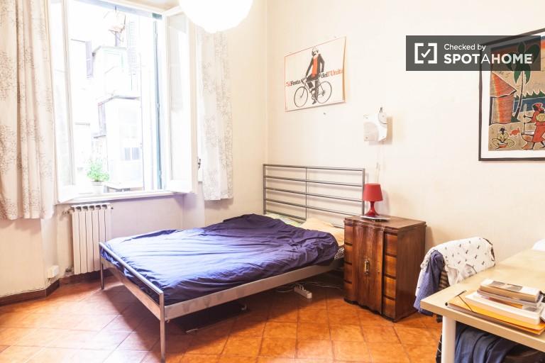 Bedroom 1 - double bed