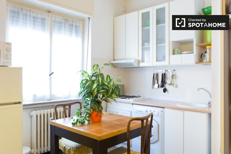 Stylish studio apartment for rent, Città Studi, Milan