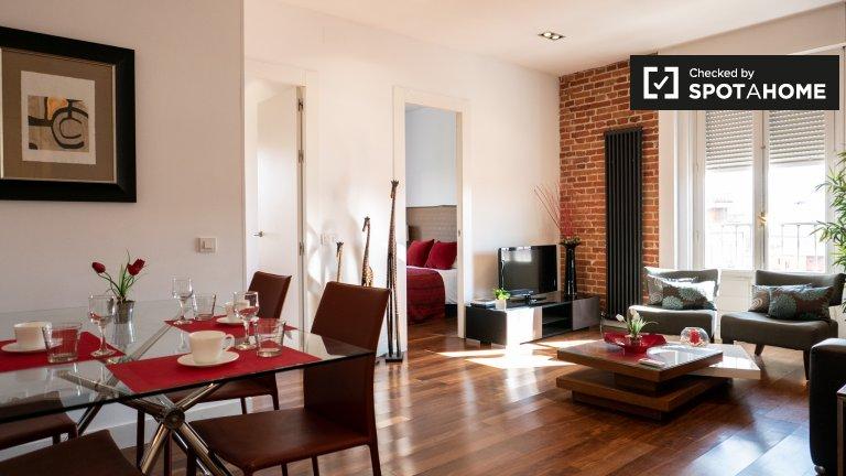 3-pokojowe mieszkanie do wynajęcia w Madrycie Centro