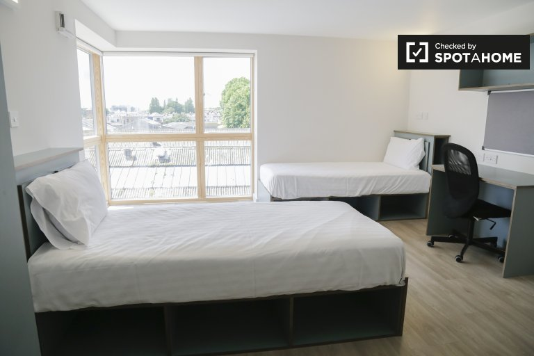 Beds for rent in shared room student residence, Stoneybatter