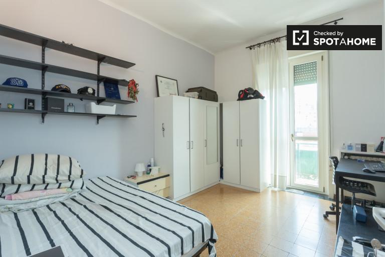 Habitación amueblada en apartamento en Bicocca, Milán