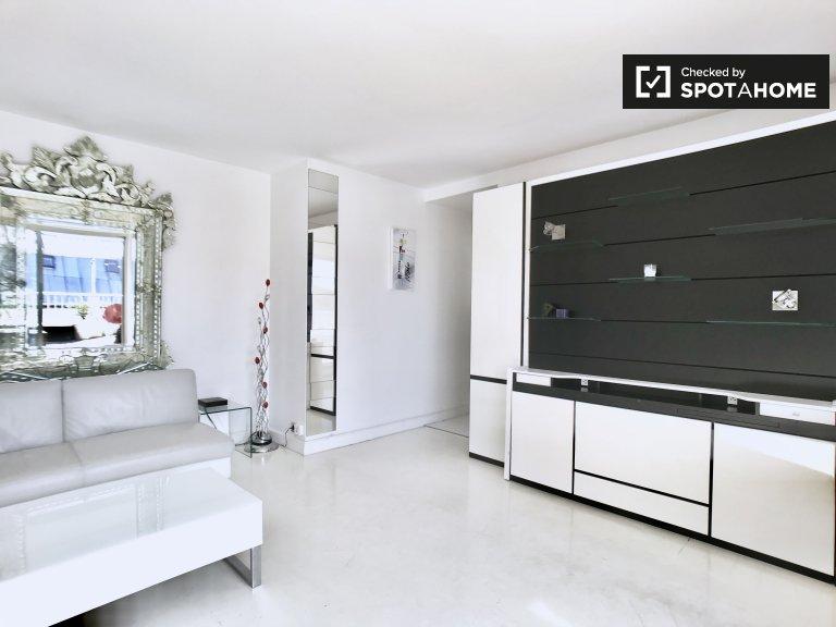 Stylish studio apartment for rent in 11th arrondissement