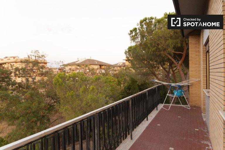 Bel appartement de 4 chambres à louer à San Basilio