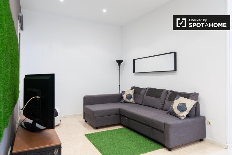 Lovely 3-bedroom apartment for rent in Les Corts, Barcelona