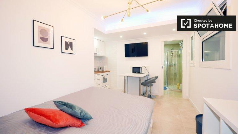 Studio apartment for rent in L'Esquerra de l'Eixample