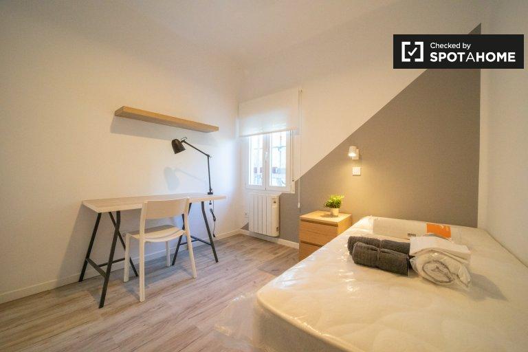 Pokój do wynajęcia w apartamencie z 2 sypialniami w Getafe, Madryt