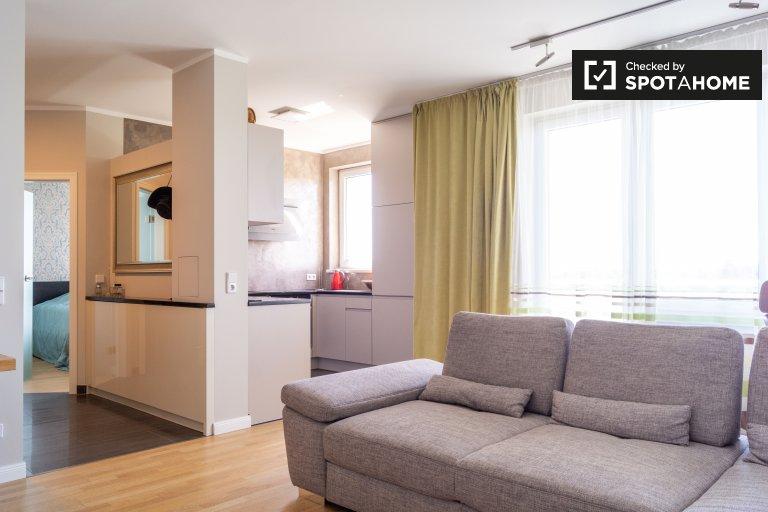 Moderno apartamento de 1 dormitorio en alquiler en Zehlendorf, Berlín