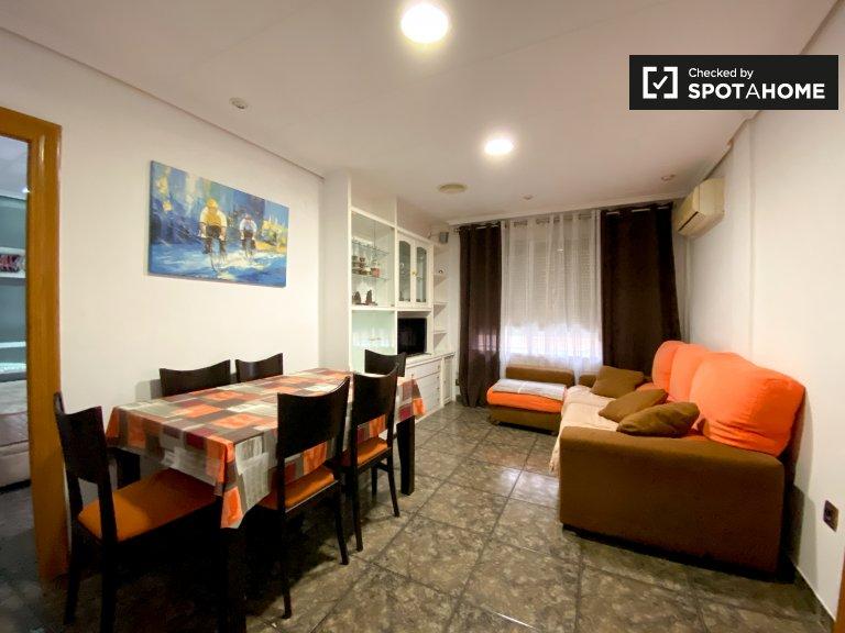 Spazioso appartamento con 3 camere da letto in affitto a Campanar, Valencia