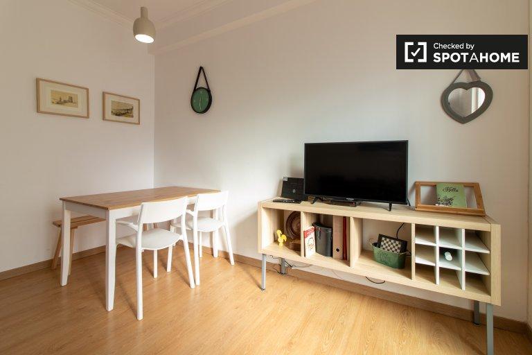 Stilvolle 1-Zimmer-Wohnung zur Miete in Beato, Lissabon