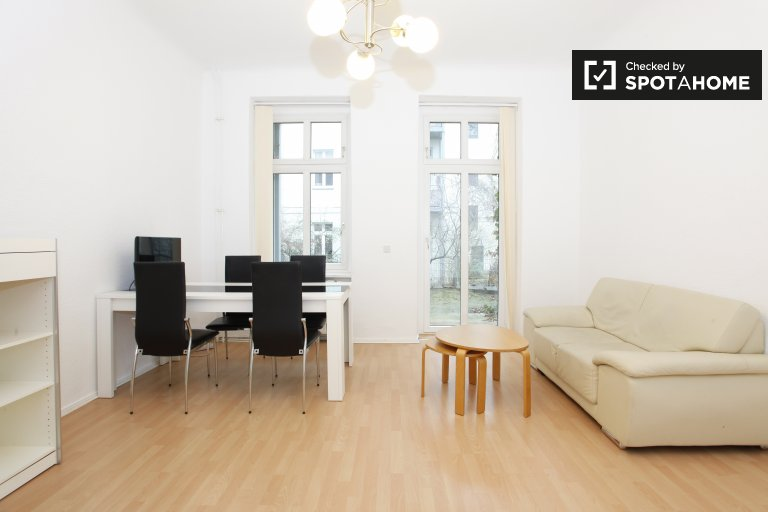 Furnished 1 Bedroom Apartment For Rent In Pankow, Berlin