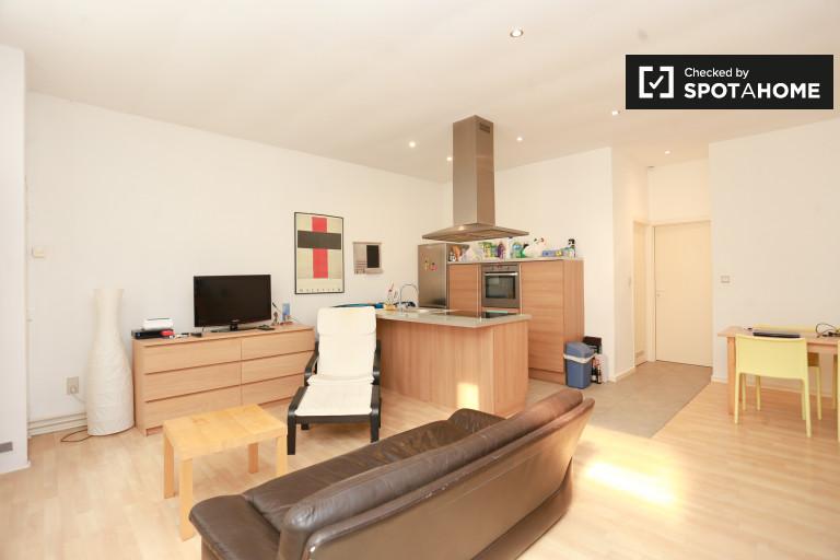 Appartamento con 1 camera da letto in affitto nel centro di Bruxelles