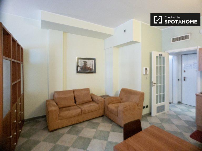Monolocale in affitto a Villapizzone, Milano