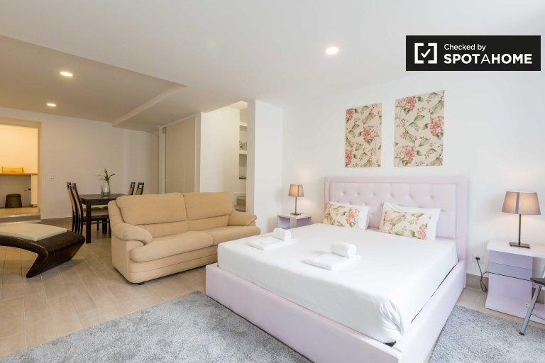 Apartamento espaçoso para alugar em Belém, Lisboa
