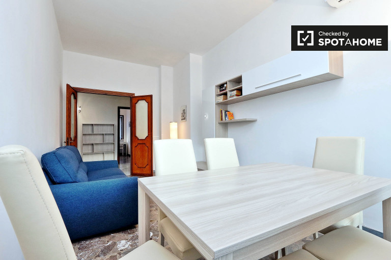 4-bedroom apartment for rent in Appio Latino, Rome