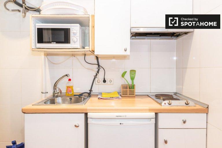 Appartamento monolocale in affitto a El Born, Barcellona