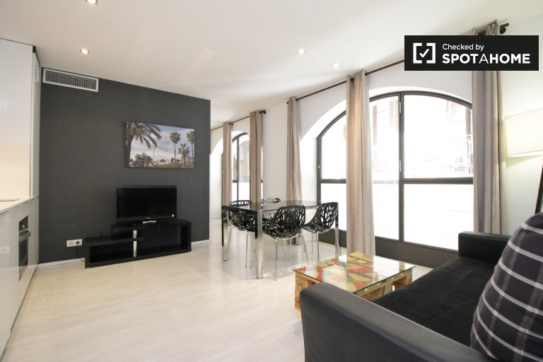 1 bedroom apartment to rent in Barri Gòtic, Barcelona