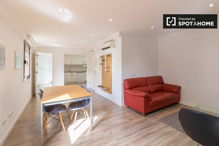 Apartamento de 2 dormitorios en alquiler en Barri Gòtic, Barcelona