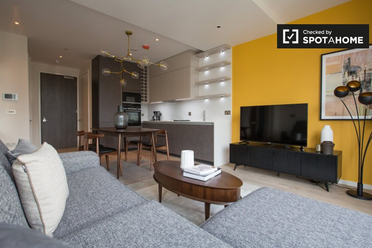 Gorgeous 1-bedroom flat to rent in Silicon Docks, Dublin
