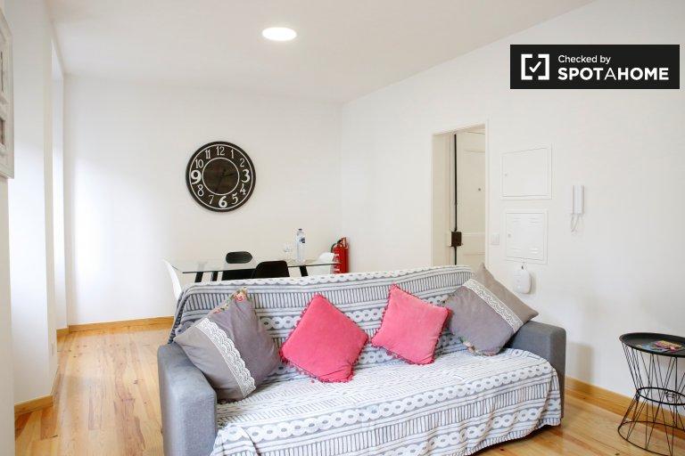 Bellissimo appartamento con 2 camere da letto in affitto a Penha de França