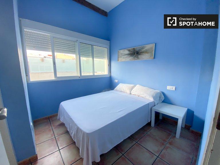Zimmer zu vermieten in 2-Zimmer-Wohnung in Poblats Marítims