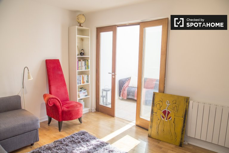 Cosy 1-bedroom apartment available to rent in Dublin