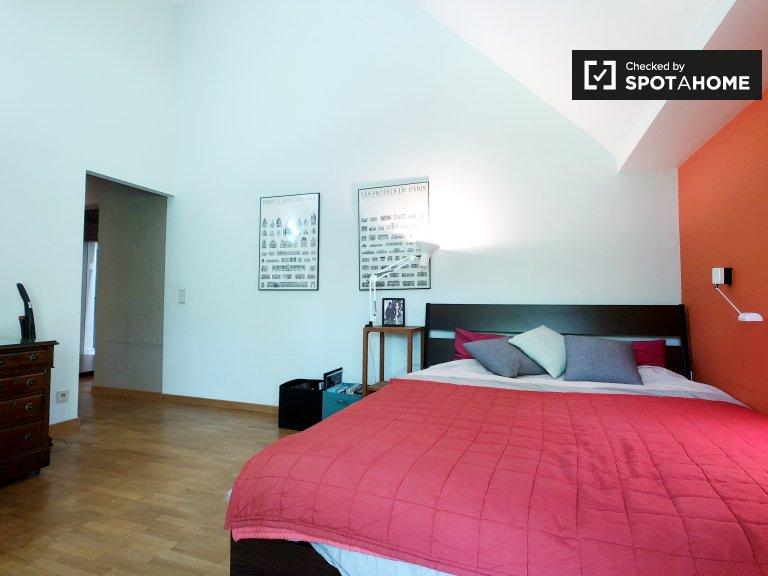 Gran habitación en alquiler en Watermael, Bruselas