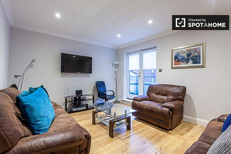 4-Zimmer-Wohnung zur Miete in Ballsbridge, Dublin