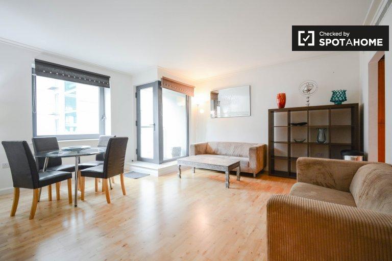Apartamento de 2 quartos para alugar em Tower Hamlets, Londres